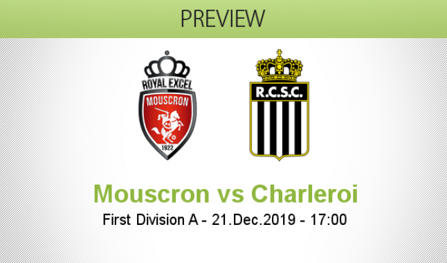Mouscron vs charleroi betting preview on betfair csgo double betting both teams