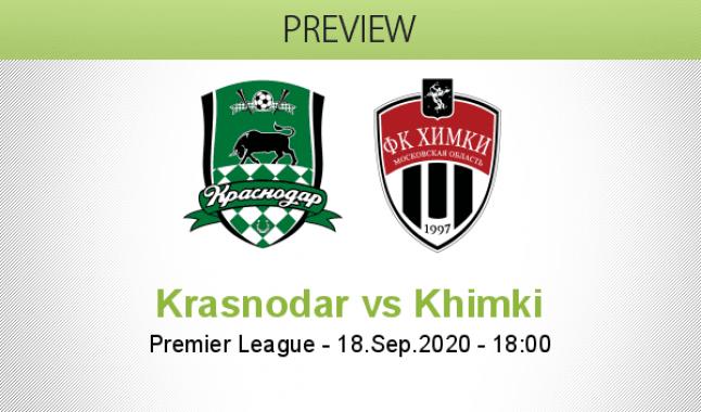 Krasnodar Khimki Betting Prediction